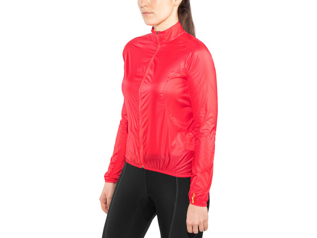 Mavic Sequence Wind Jacket Women lollipop